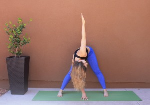 yogaposts twist 3